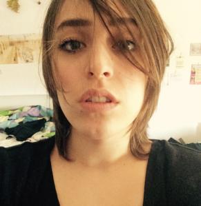 Bianca selfie